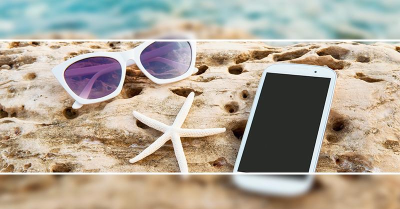Cómo proteger tu smartphone en verano